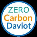 Zero Carbon Daviot logo